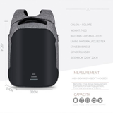 Original USB Charging Anti-Theft Backpack - Freedom Travel Gear