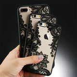 Sexy Floral Lace iPhone Case - Freedom Travel Gear