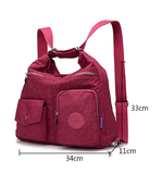 Ultimate Womens Transforming Slashproof Travel Bag