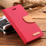 NEW Trendy PU Leather iPhone 5/5s 6/6s 6+ 7/7+ Wallet Flip Case