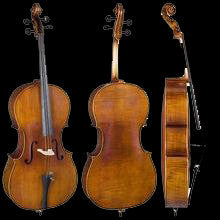 D Z Strad Cello Model 250