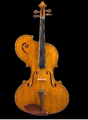 One-of-a-kind Violin by Sderci from Eugene Fodor (1946)