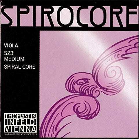 Spirocore Viola Strings (Medium Set)