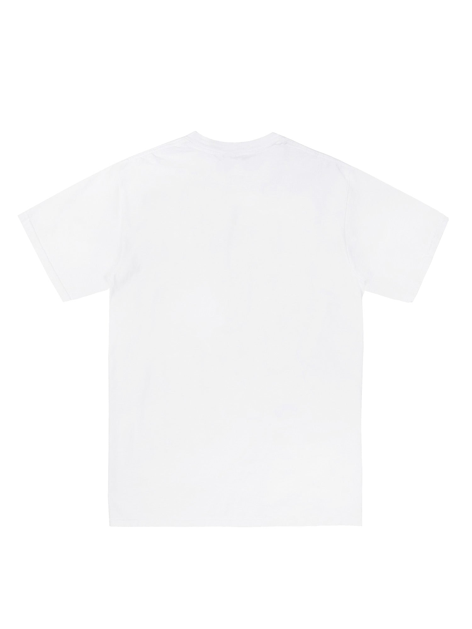 Post Post Post Tee, White