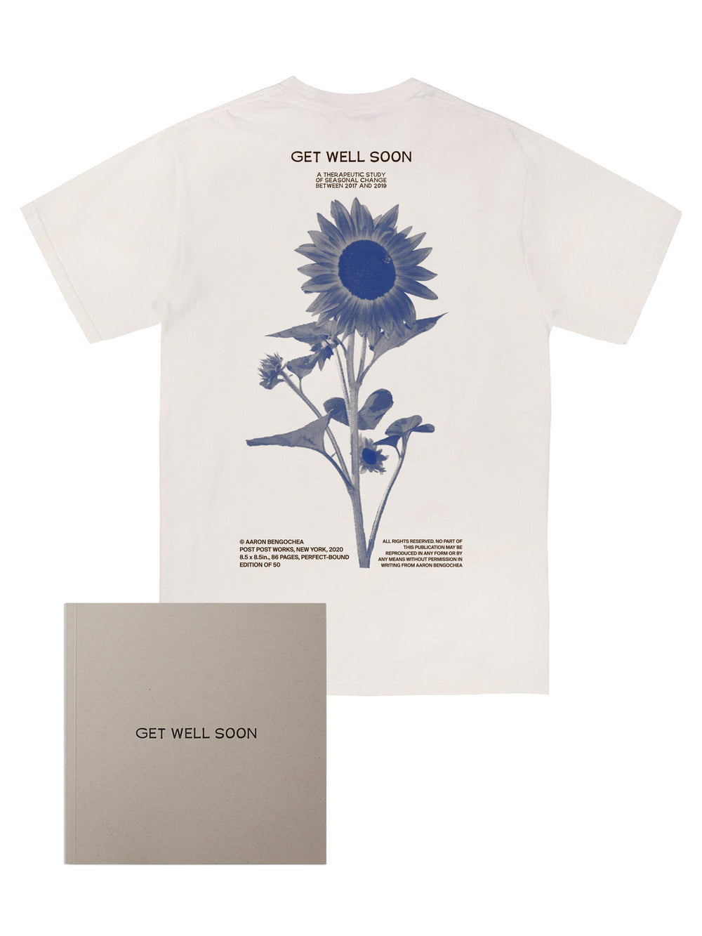 Get Well Soon Tee + Book