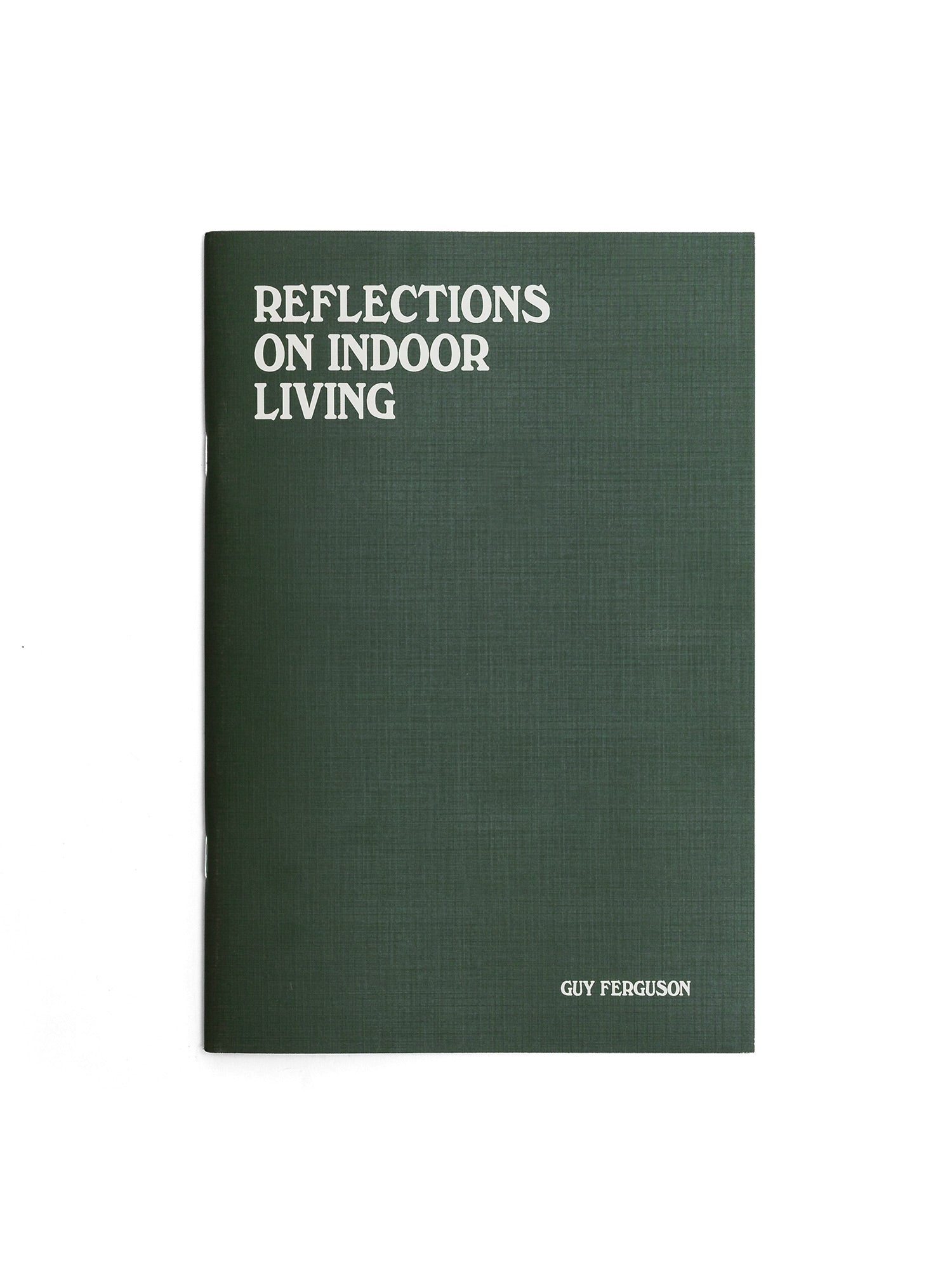 Reflections on Indoor Living