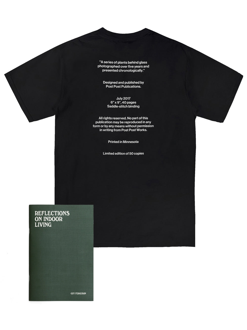 Reflections Tee + Book