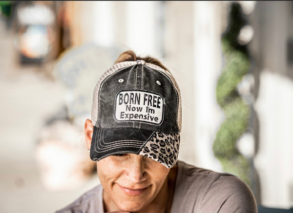 Ponytail Trucker Hat | Choose Your Design & Color