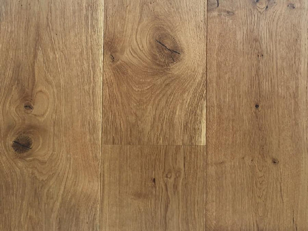 Engineered Oak Flooring Brushed and uv oiled width 190mm thickness 20mm price £43.99
