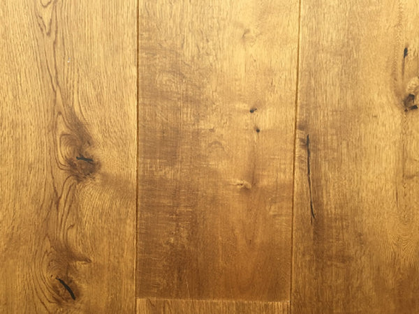 "Old Terrain ""Rocky Mountain"" Smoked & UV Oiled Engineered Oak Flooring, £43.34m2 - Shropshire Oak..."