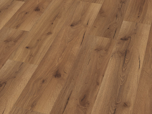 Laminate Flooring Fusion 12v Premium Oak Robust Fumed (Snr) £13.81m2