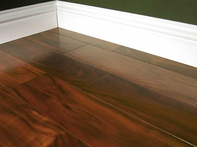 Engineered Lacquered Acacia Original Flooring, £43.00m2 - Shropshire Oak Wood Floor Sales & Acces...