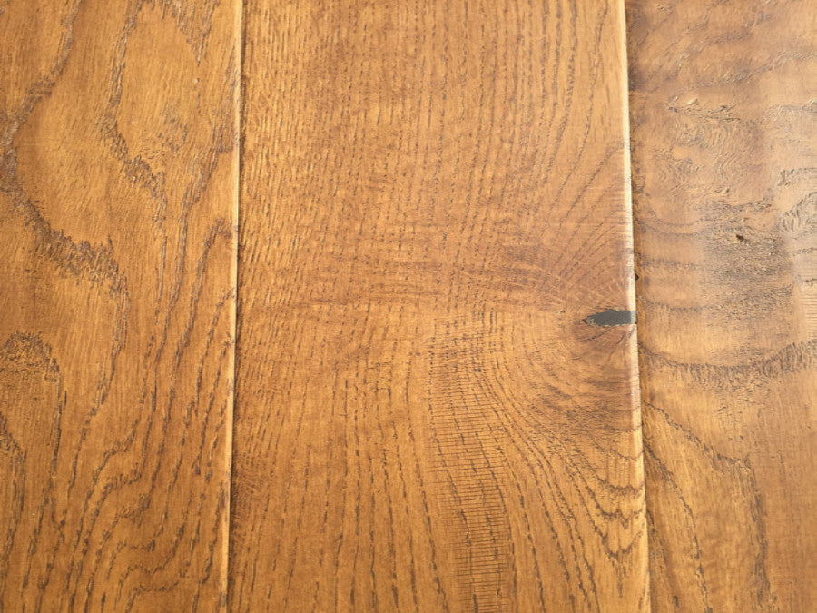 Handscraped Oiled Engineered  Oak Flooring, £49.20m2 - Shropshire Oak Wood Floor Sales & Accessories