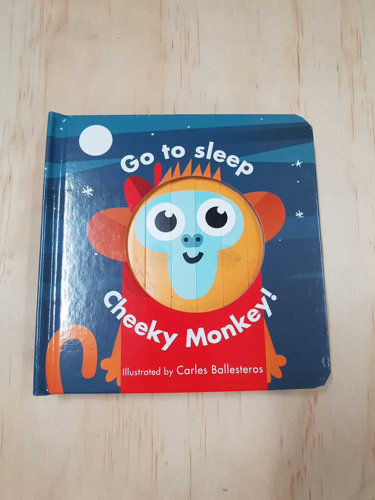 Go to Sleep Cheeky Monkey! (776064827452)