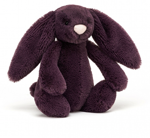 JELLYCAT | Bashful Plum Bunny Medium