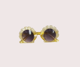 Shell Sunglasses | Clear Canary