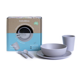 BOBO & BOO | Bamboo Dinnerware Set -  Pebble