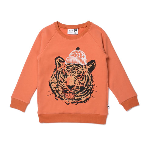 MINTI | Toasty Tiger Furry Crew