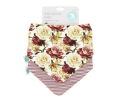 ALL4ELLA | Bandana Bibs 2pk - Lily Rose
