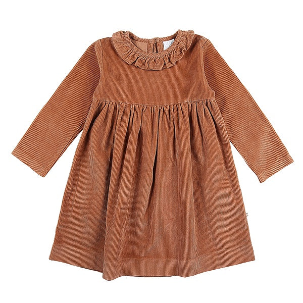 ALEX & ANT W20 | Ellie Dress Rust (4467163824188)