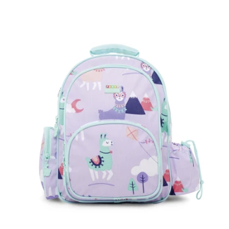 PENNY SCALLAN | Large Backpack - Loopy Llama