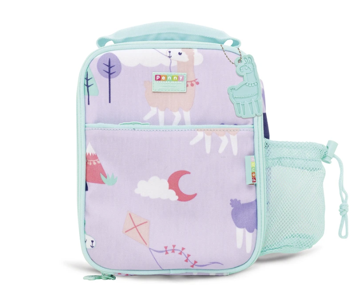 PENNY SCALLAN | Bento Cooler Bag - Loopy Llama