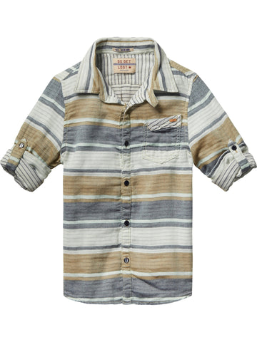 SCOTCH SHRUNK  Bonded Shirt