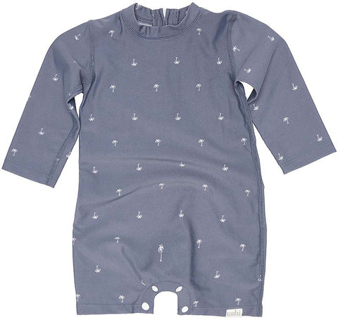 TOSHI | Swim Onesie Long Sleeve - Seaside