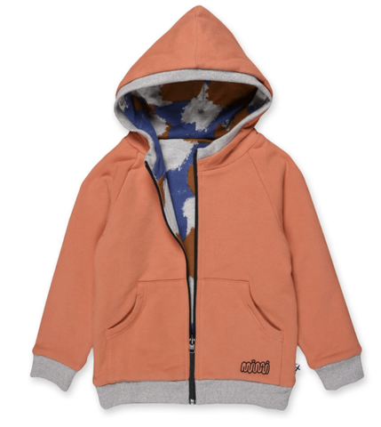 MINTI | Stokes Reversible Zip Up - Multi