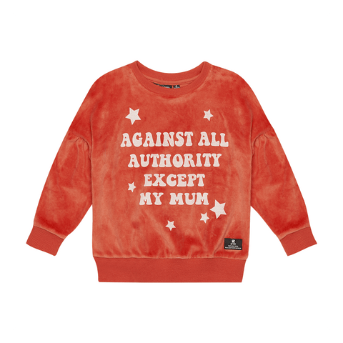 ROCK YOUR BABY | Against All Authority Sweatshirt