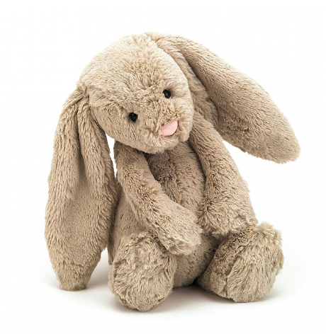 JELLYCAT | Bashful Beige Bunny Medium (3728415785020)
