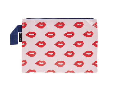 PROJECT TEN | Zip Pouch Lips
