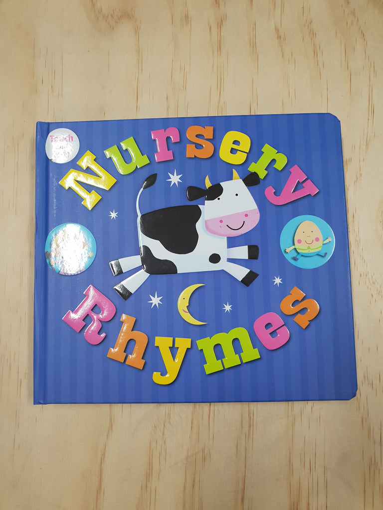 Nursery Rhymes My Touch and Feel Library