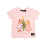RYB *CHRISTMAS COLLECTION* | Baby Christmas Eve Tee (4321293238332)