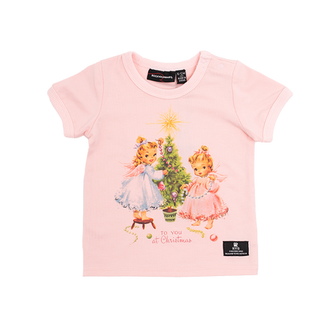 RYB *CHRISTMAS COLLECTION* | Baby Christmas Eve Tee