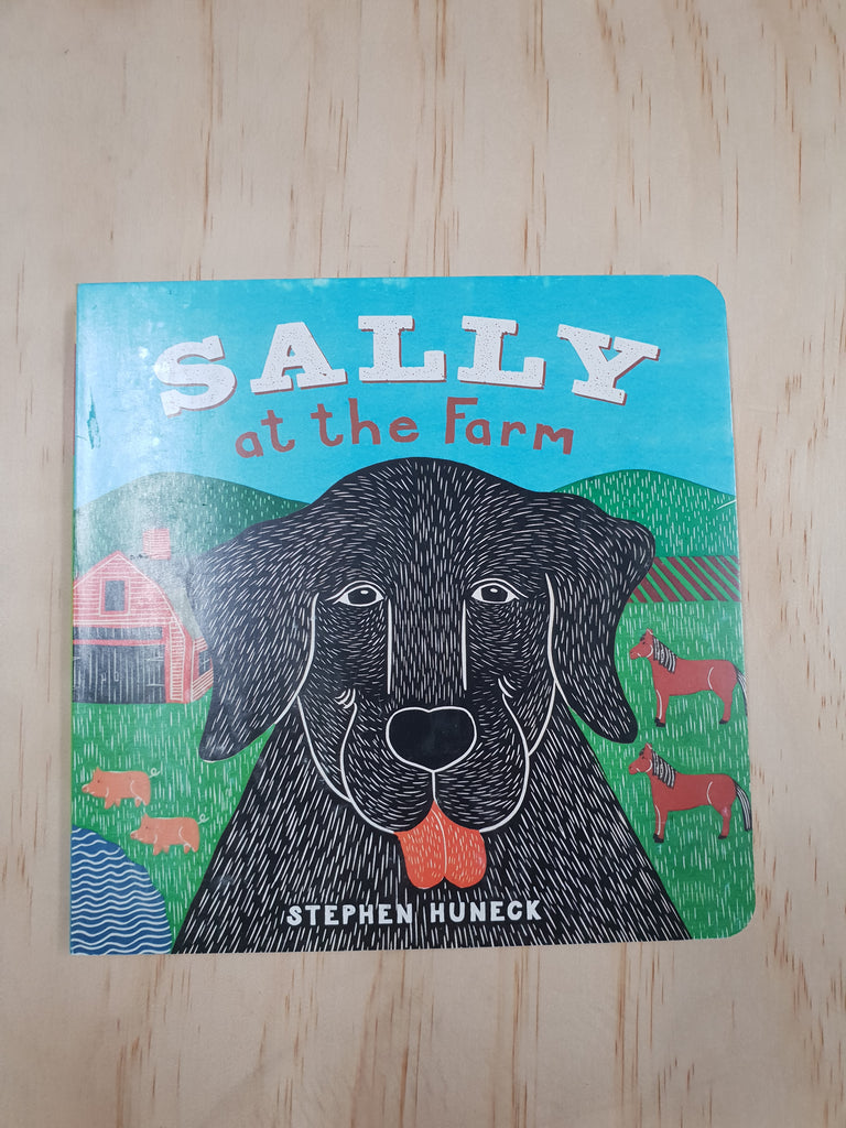 Sally At The Farm (751307358268)