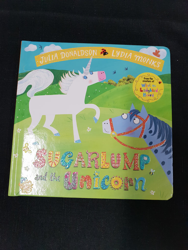 Sugarlump And The Unicorn (3872134627388)