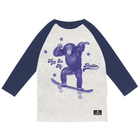 ROCK YOUR BABY | Rollin L/S T-Shirt