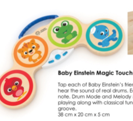 DISCOVEROO | Magic Touch Drum (4377949536316)