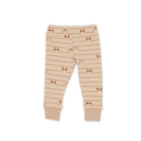 KAPOWKIDS | Disrupted Stripe Trackpant Leggings