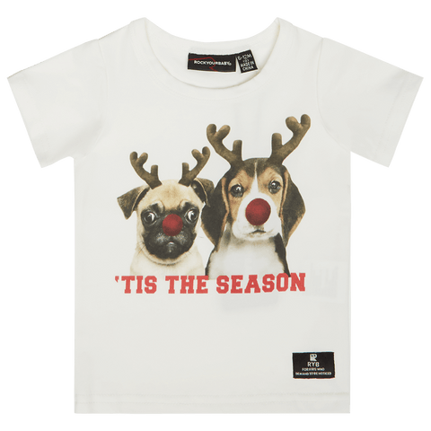 ROCK YOUR BABY | Baby T-Shirt - 'Tis The Season