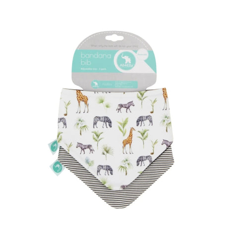 ALL4ELLA | Bandana Bibs Safari
