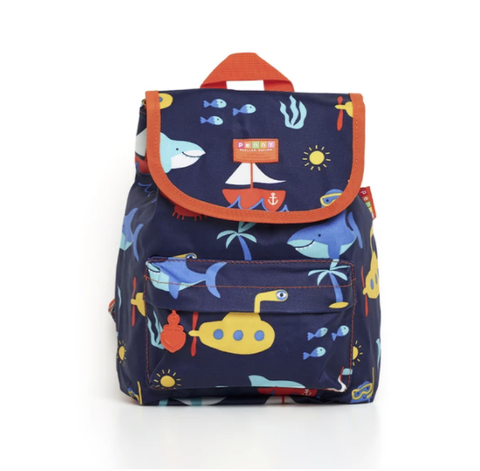 PENNY SCALLAN | Top Loader Backpack - Anchors Away