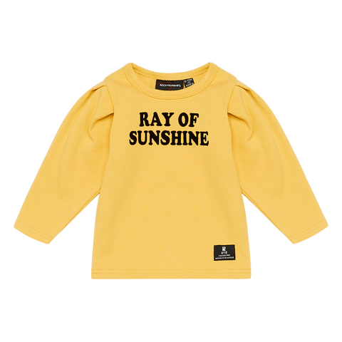 ROCK YOUR BABY | Ray Of Sunshine L/S T-Shirt