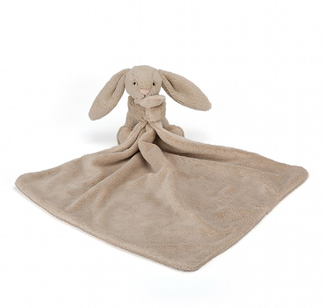 JELLYCAT | Bashful Beige Bunny Soother (3728418832444)