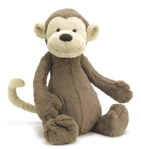 JELLYCAT | Bashful Monkey Medium