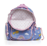 PENNY SCALLAN |  Large Backpack - Rainbow Days