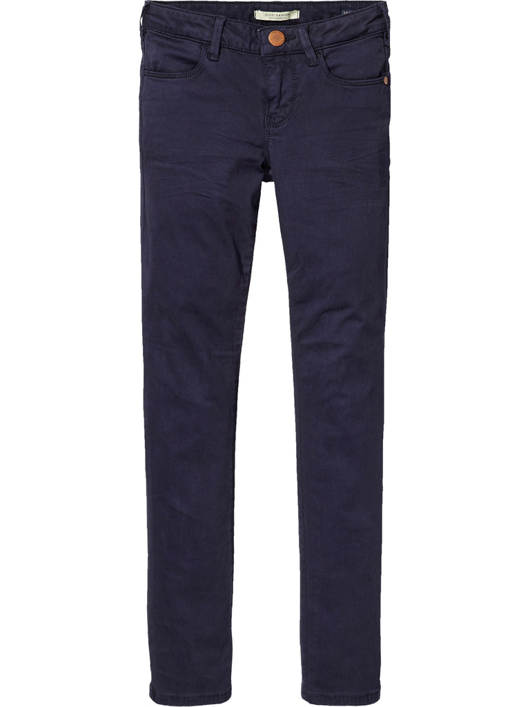 Scotch Rbelle - Skinny 5 pocket Pant Navy (169724772366)