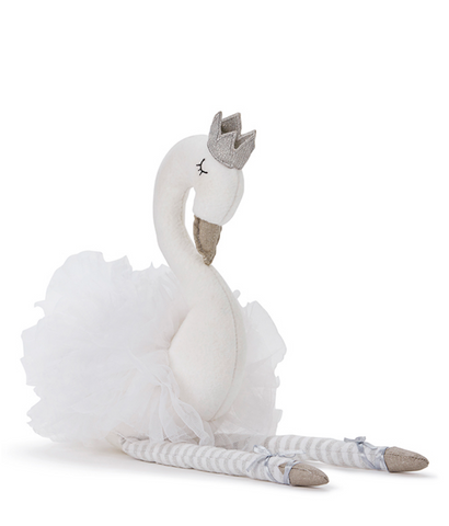 NANA HUCHY  Sophia the Cygnet - White
