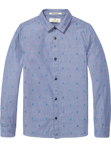 Scotch Shrunk - Special Jacquard Shirt